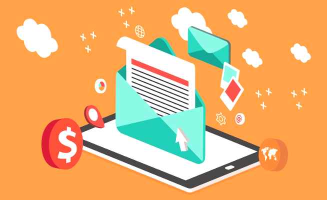 errores en el email marketing
