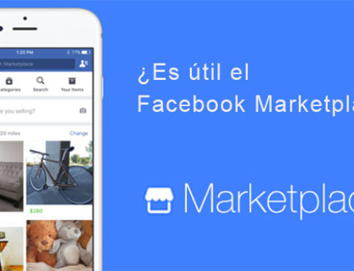 ¿Es útil el Facebook Marketplace?