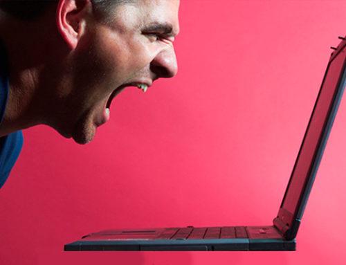 ¿Qué es lo que más molesta de las empresas en las Redes Sociales?