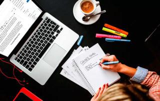 Cómo escribir un artículo para tu blog