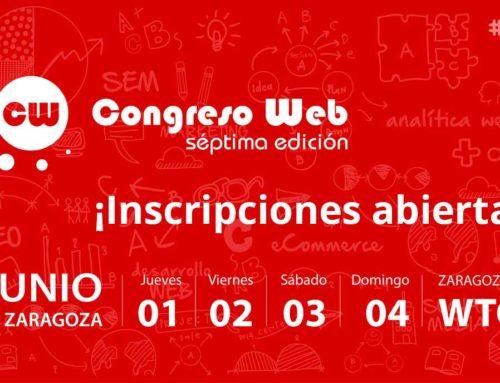 Congreso web en Zaragoza