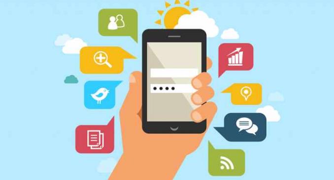 Aplicación móvil negocio - El Ático de las Ideas