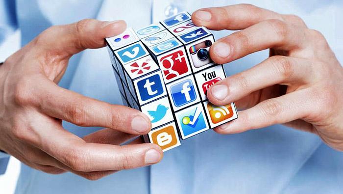 empresa en todas las redes sociales