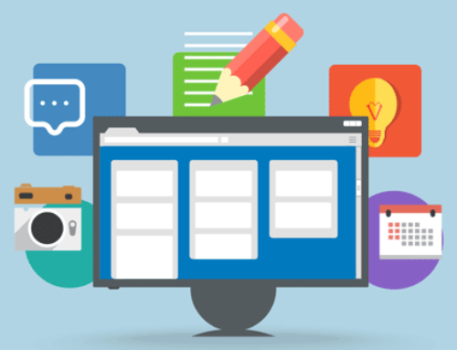 ¿Qué debes incluir en una página web?