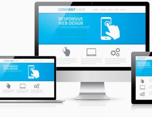 ¿Qué es una página web responsive?