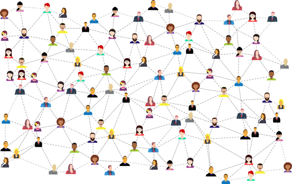 Relaciones públicas online - El Ático de las Ideas