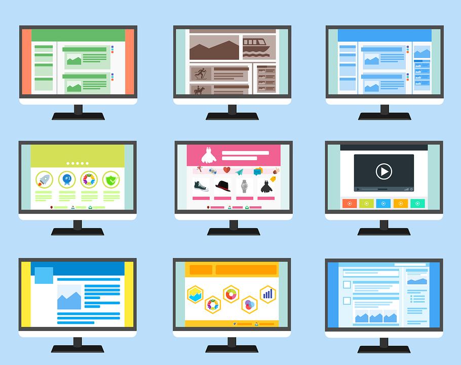 Colores para el diseño web - El Ático de las Ideas